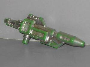 G1 TRANSFORMER DECEPTICON TRIPLE CHANGER OCTANE GUN LOT # 3