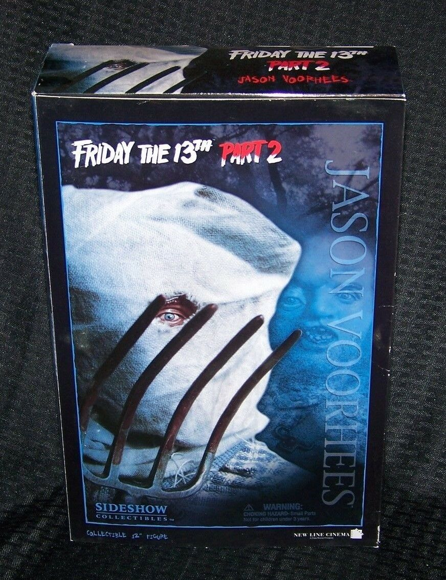 Sideshow Collectibles Friday The 13th Part II 2 Jason Voorhees 1/6 Scale Figure