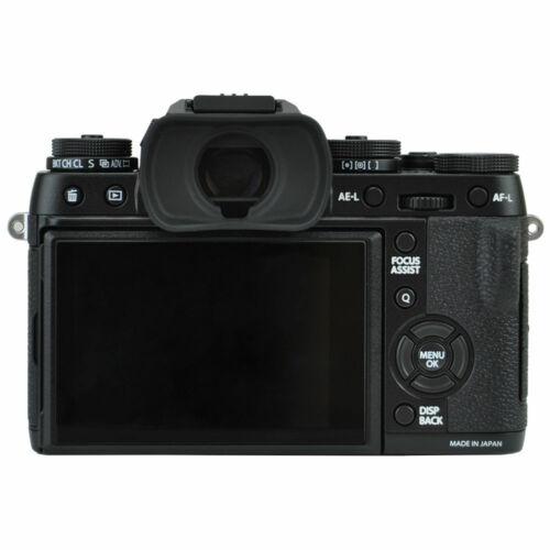 JJC EF-XTL eyecup for FUJIFILM X-H1 XT2 XT3 GFX-50S Camera DSLR replace EC-XT L