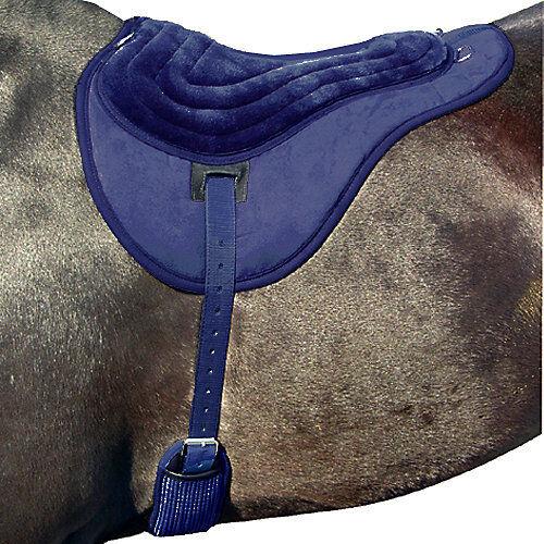 Sports & Outdoors Saddle Pads Black Best Friend Western Style Bareback Saddle Pad