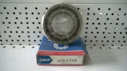 CUSCINETTO RADIALE RIGIDO A DUE CORONE SFERE SKF 4210 ATN9 50X90X23