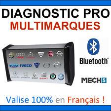 """MECH5 + 1 mois abo + Tablette 10"""" Diagnostic PRO Auto AUTOCOM DELPHI KTS ELM327"""