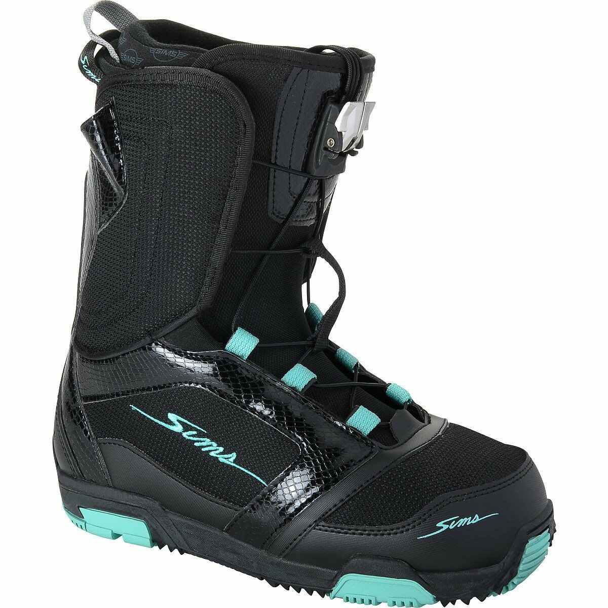 NEW  200 SIMS WOMENS   1112 CALIBER  SNOWBOARD BOOTS 7  general high quality