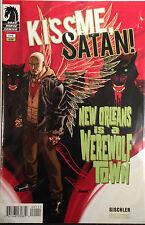 Kiss Me Satan #1 VF NM- 1 º Dibujo Dark Horse Comics
