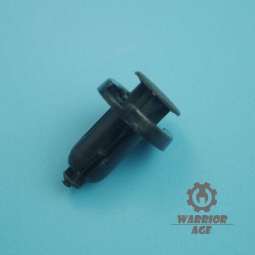 Qty50 #91503-SZ5-003 for Honda Acura Front /& Rear Bumper Clip Retainer Fastener