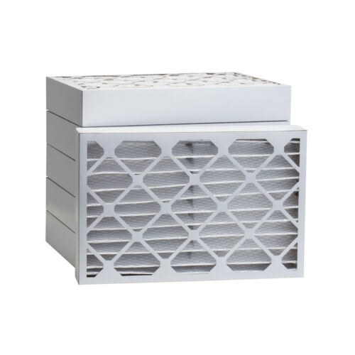 12x24x4 Dust and Pollen Merv 8 Replacement AC Furnace Air Filter 6 Pack