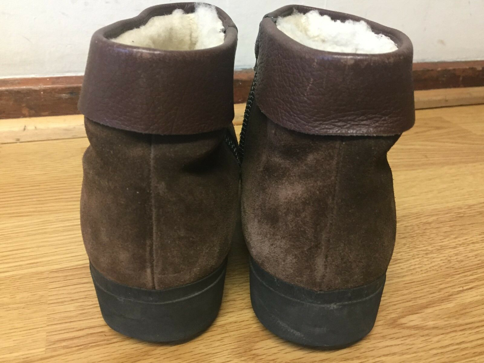 K schuhe winter skips Damenss fur / Stiefel Größe uk 8 / fur eu 42 57716f