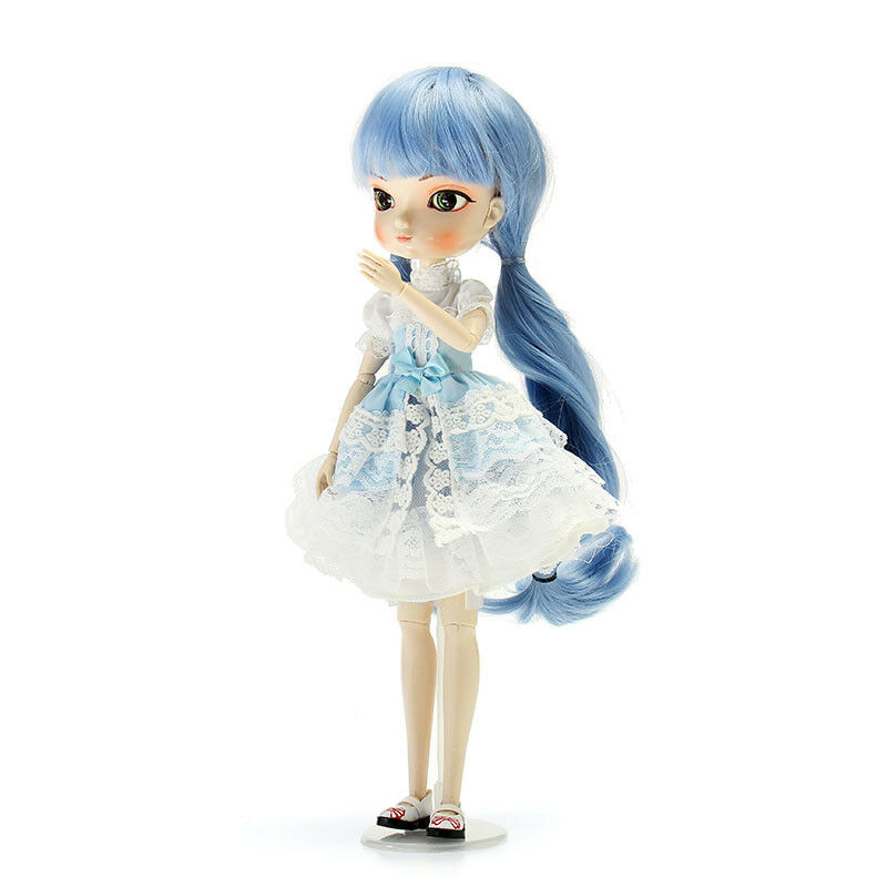 BBGIRL LANXIN BJD DOLL 35CM BALL JOINT DOLL COLLECTION GIFT TOY FACE EYES