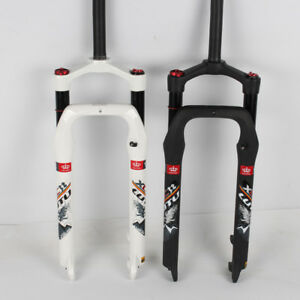 US-Fat-Fork-Suspension-26-4-0-034-Beach-Snow-MTB-Air-Shock-Forks-Disc-brake-135mm