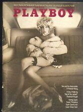 Playboy may 1973 ed.USA Barbara Leigh,Vintage Magazine