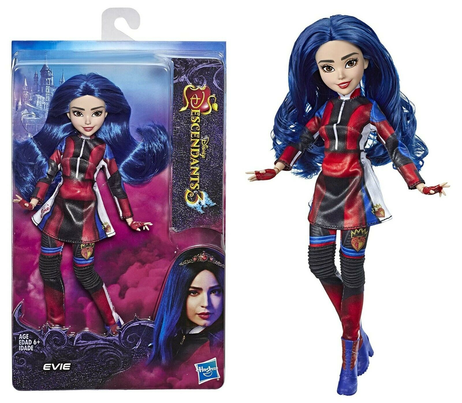 Disney Descendants 3 Evie  Doll  Brand New