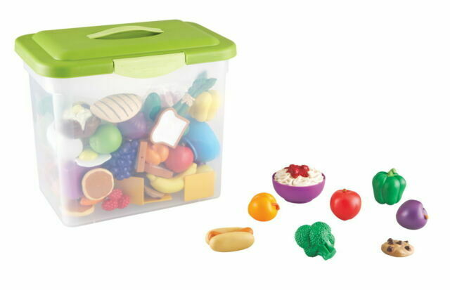 Learning Resources Ler9723 Sprouts Classroom Play Food Set For Sale Online Ebay