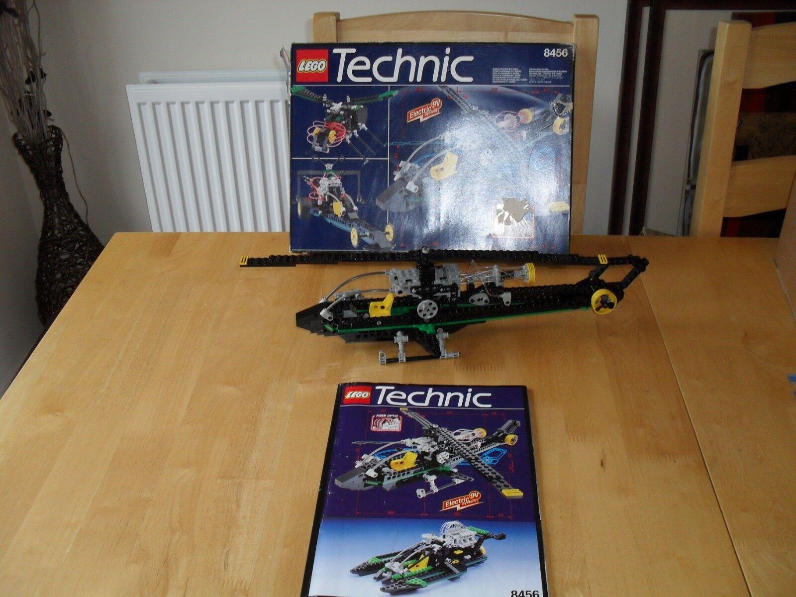 LEGO Racers set 8456  Fiber fibre Optic Multi Set   Multi Racer Set 1996