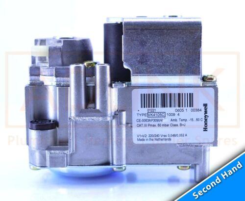 sh Potterton suprima 100 gaz 100L valve 402552