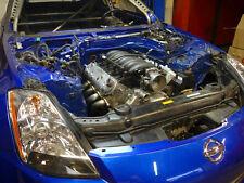 CXRacing LS LS1 Performance Header Headers for Nissan 350Z swap