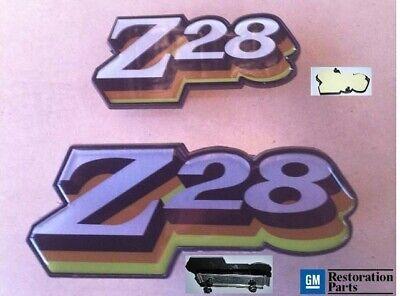 1978 Chevrolet Camaro Z28 Z-28 Grille Emblem Green GM 475531