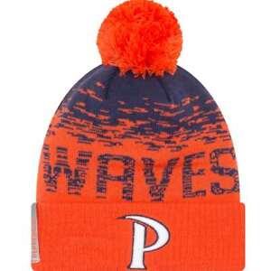 info for 1e6b0 308a1 Image is loading Pepperdine-Waves-New-Era-Flect-Sport-Knit-Beanie