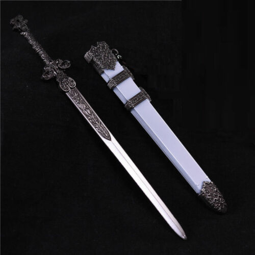"1//6 Ancient Weapon Model Toy Sword Scabbard Figure Fit 12/"" Doll Actrion Figures"