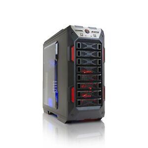 INWIN-Grone-Full-Tower-Gaming-case-E-ATX-ATX-M-ATX-Stormforce-Logo-Nero
