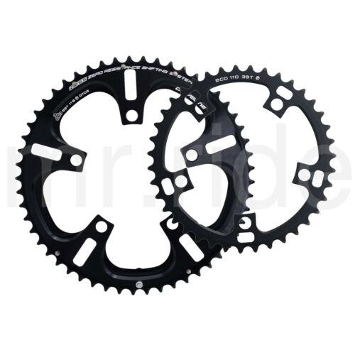 DRIVELINE Chainring 5339//5236//5034T 7075//T6 BCD 110MM Black,11S,Road Bike
