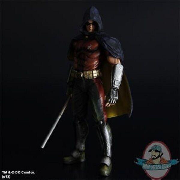 Batman arkham city spielen kunst kai robin von square enix