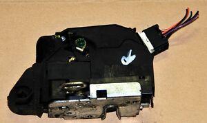 Land Rover Freelander 1 rear right driver door latch lock mechanism solenoid RR