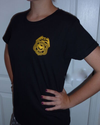 2-Sided! POLICE OFFICER/'S WIFE T-SHIRT Cute