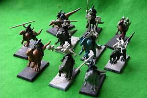 Warhammer Lézards Tichi Huichi Raiders X10, convertis