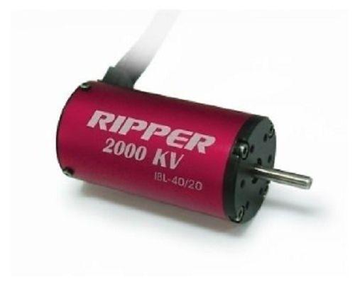 Thunder Tiger Ace RC RIPPER Brushlessmotor IBL 40/20 2000kV 6s - Neuware
