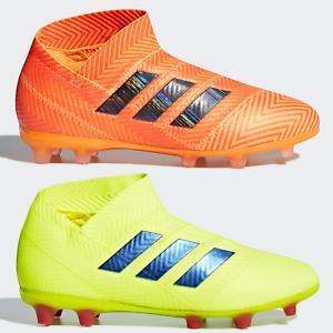 RRP £120 adidas Nemeziz 18+ FG Junior