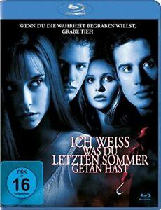 So cosa tu l'estate scorsa hai fatto [Blu-Ray/Nuovo/Scatola Originale] efficace Teen-orizz
