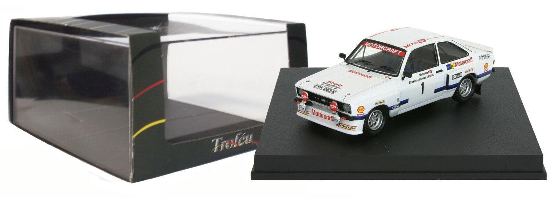 Trofeu ford escort mk ii tarmac winner circuit d'irlande 1976-b coleman 1 43
