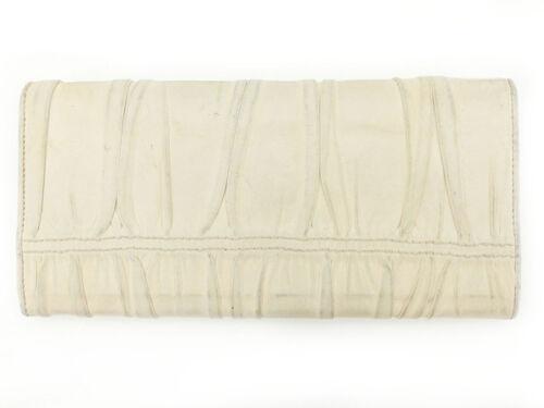 Portemonnee L548 Witte Authentiek Gebruikt Lange Vrouw Portemonnee Prada GzpSUMVq
