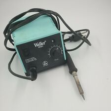 Weller Wes51 Electronic Soldering Iron Solder Station 60 Watt With Pes51 Iron