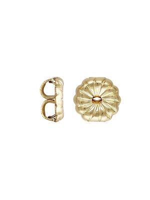 14k Gold Filled FleurDeLis Leverback Earrings 2pcs #6206-3