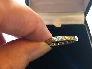 Vintage-Diamond-eternity-ring