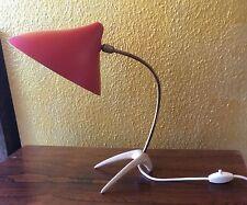 Modernist zampa di gallina Lampada design Louis Kalff PHILIPS 1950ies