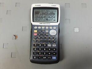 Casio-fx-9860G-Graphing-Calculator