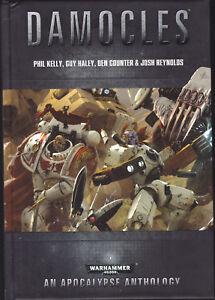LIBRO-Damocles-KELLY-HALEY-COUNTER-WARHAMMER-40K-HARDCOVER-1st-Edition-RARE