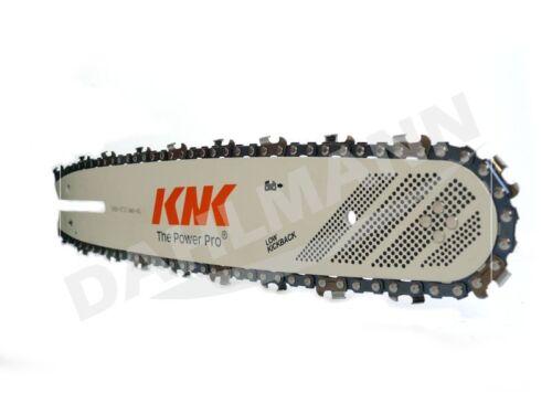 """4 Sägeketten für HUSQVARNA 254 XP Führungsschiene Schwert 325/"""" 38 cm"""