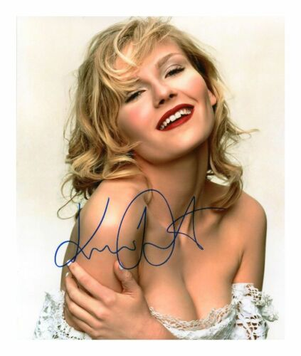 KIRSTEN DUNST AUTOGRAPHED SIGNED A4 PP POSTER PHOTO PRINT 7