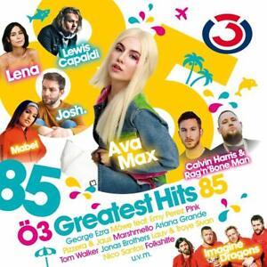 O3-GREATEST-HITS-VOL-85-GEORGE-EZRA-PINK-LENA-AVA-MAX-LEWIS-CAPALDU-CD-NEW