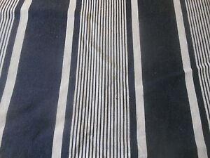 Antique-French-Dark-Indigo-Blue-Wide-Stripe-Ticking-Fabric
