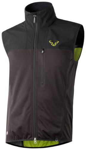 NEW Dynafit Racing 2.0 Windstopper Mens Black XS Ski Layer Jacket Vest Ret$150