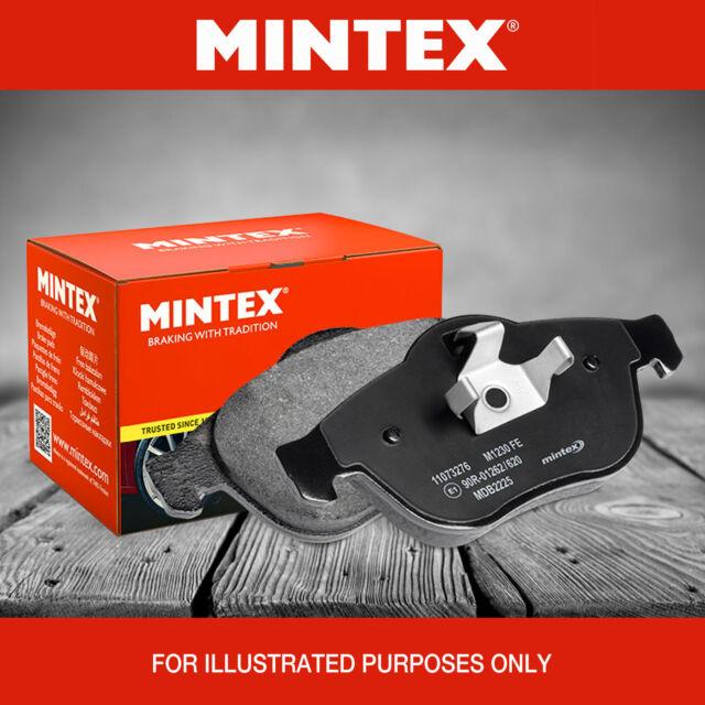 MINTEX - REAR - BRAKE PADS SET - MDB2261