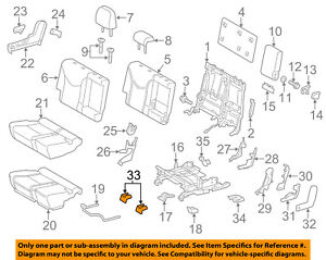 image is loading toyota-oem-12-17-prius-v-rear-seat-