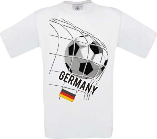 Germania Bambini-shirt fussballshirt Germany paesi paese