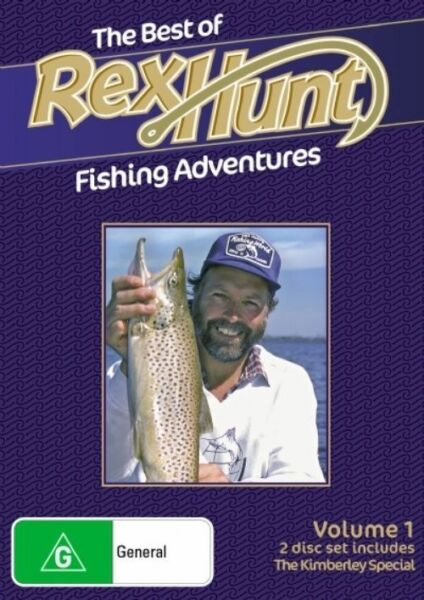 Rex Hunt Fishing Adventures : Vol 1 For Sale Online
