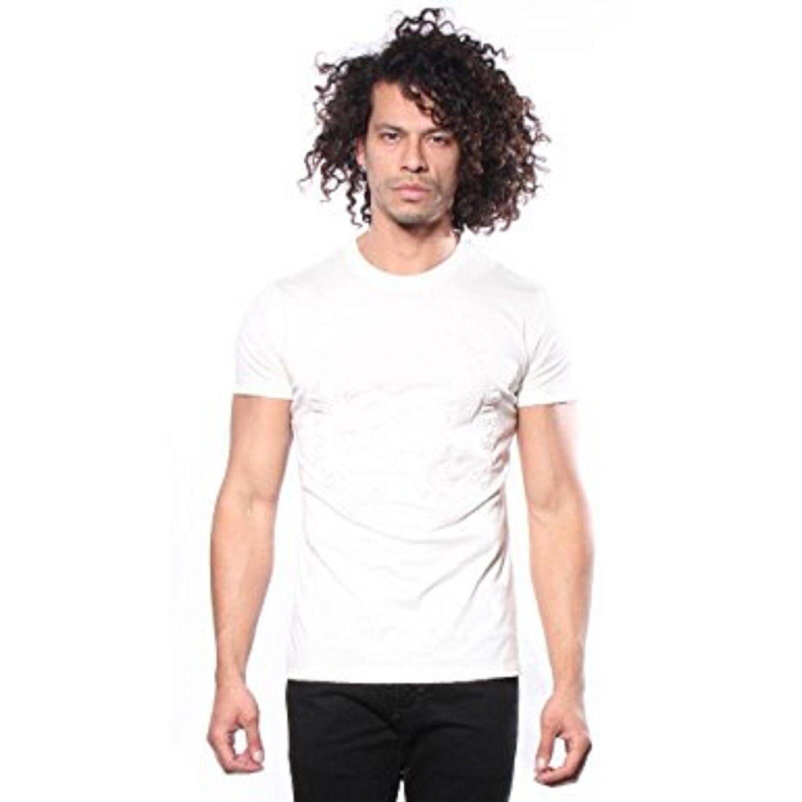 Diesel - T-Diego MM Graphic T-shirts Off-Weiß Größe Small Men