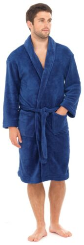 Modern Dressing Casuals Supersoft Gown Blu Coral Fleece xTpxwr0F